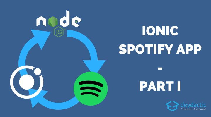 Building an Ionic Spotify App – Part 1: OAuth
