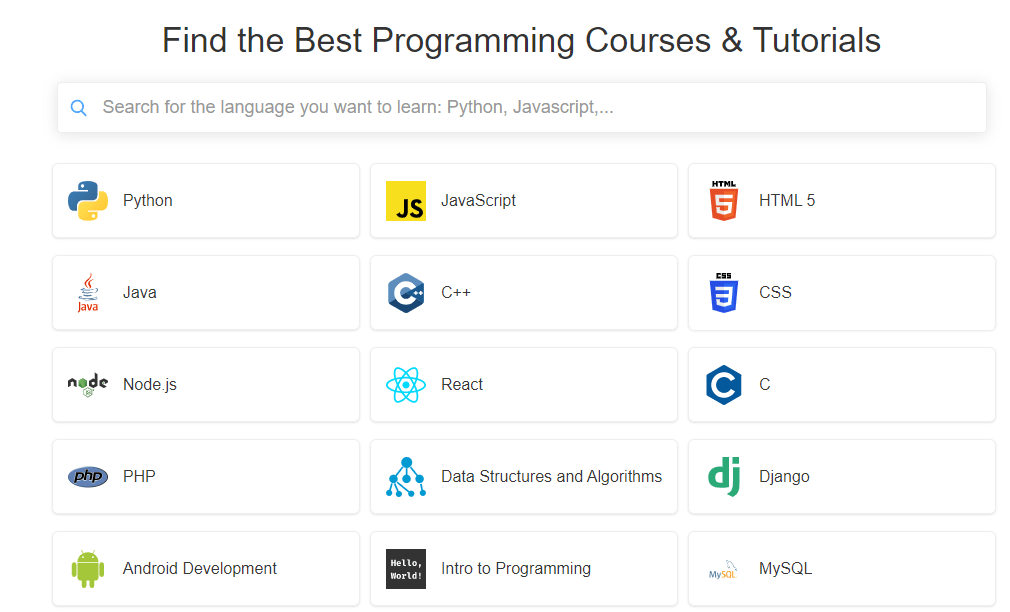 learn programming in hacker.io