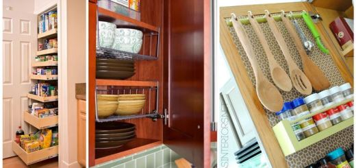 10 tips to save space in small kitchens
