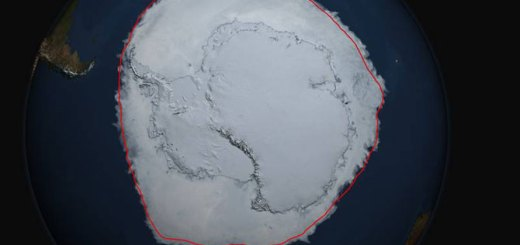 Why the ice in Antarctic sea is increasing despite global warming