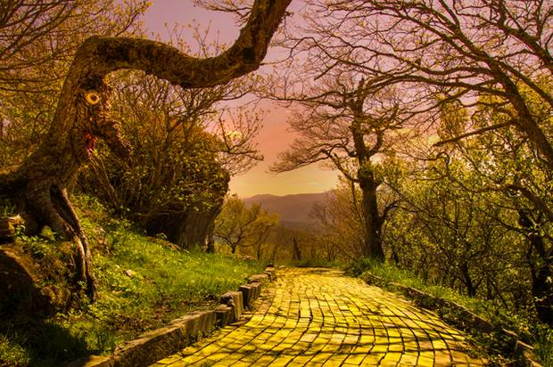 Wizard of Oz Theme Park - Beech Mountain, North Carolina