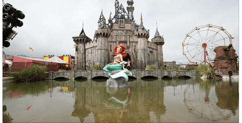 Dismaland – A bemusement park that will haunt your dreams