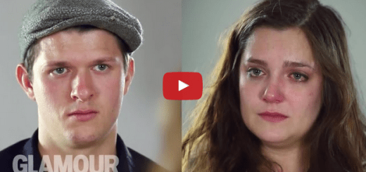 This ex couple sat face to face and asked each other honest questions. What happened next is incredible!