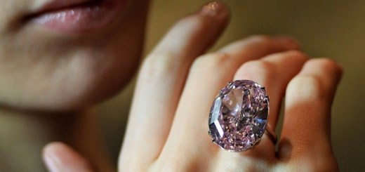 8 Diamonds that fetched the most expensive price