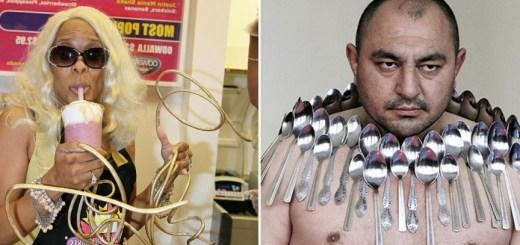 9 Weirdest world records ever broken