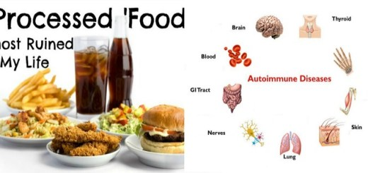 Processed foods can raise your risk of developing autoimmune diseases, a study reports!