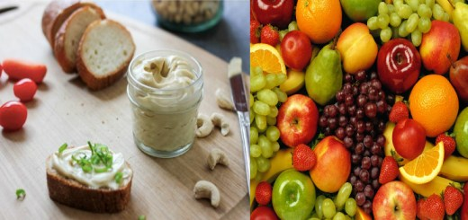 Do you have these healthy foods to store in the fridge at home?
