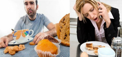 Sugar, fatty foods and poor sleep quality are all interlinked!