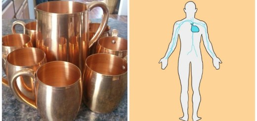 6 Awesome benefits of drinking water from a copper utensil