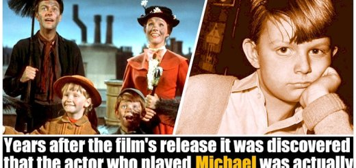 12 Amazing facts about Mary Poppins never spoken about