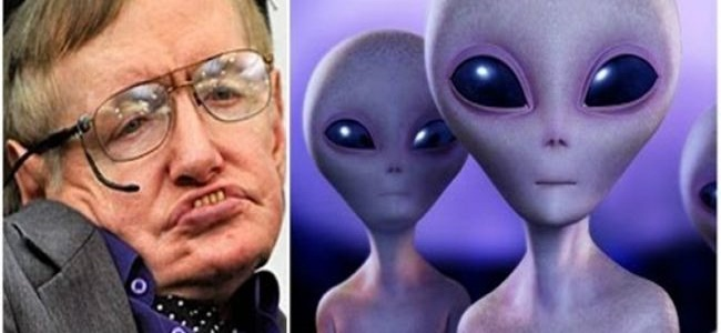 Dr. Hawkings' warning about aliens