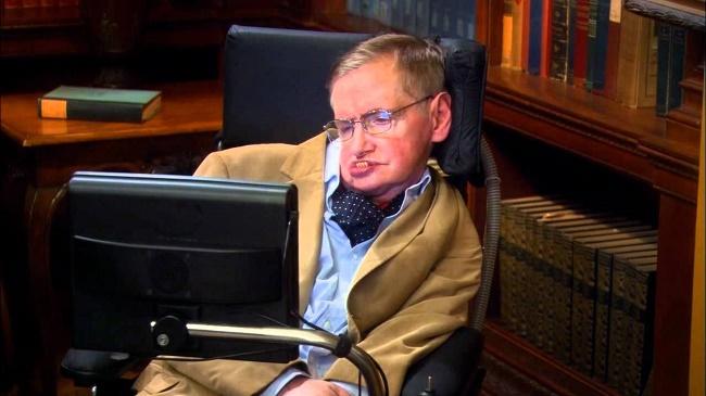 Dr. Stephen Hawking