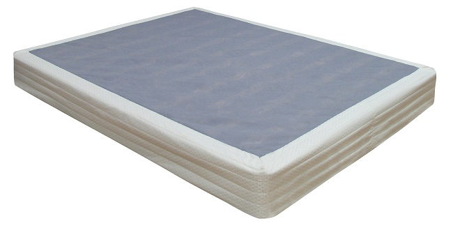 Sleep on a thick supported mattress