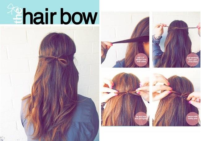 The Long Hair Bow