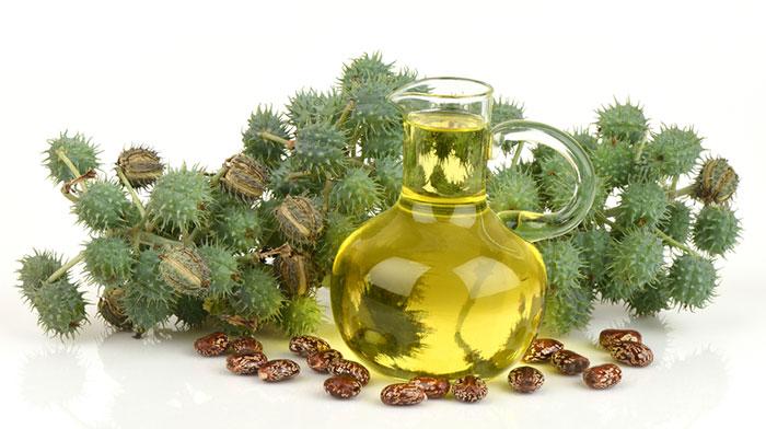 Warm Castor Oil