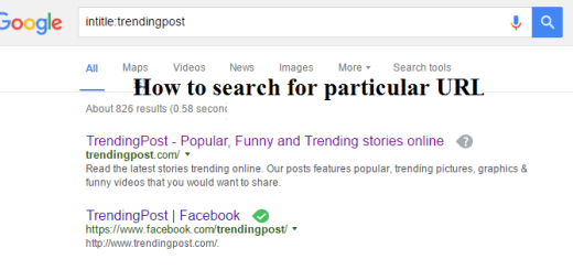 10 Ways to Search Google for Accurate Results That 95 of you dont know about