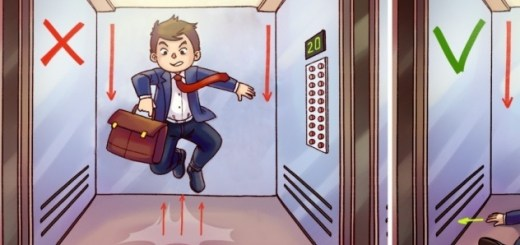 Heres how to save yourself and get out of a falling Elevator alive