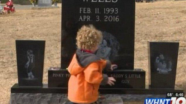 The Man Who Designed Cody's Headstone