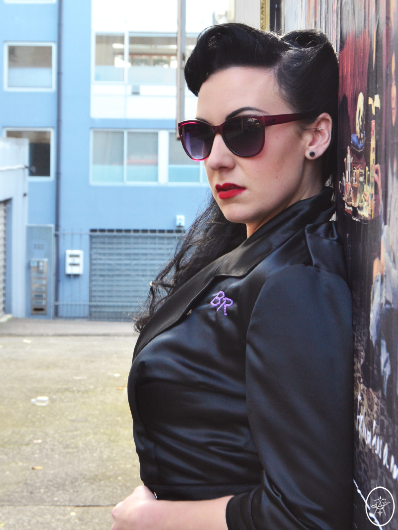 Bettie Biker Jacket | Devel Men & Women