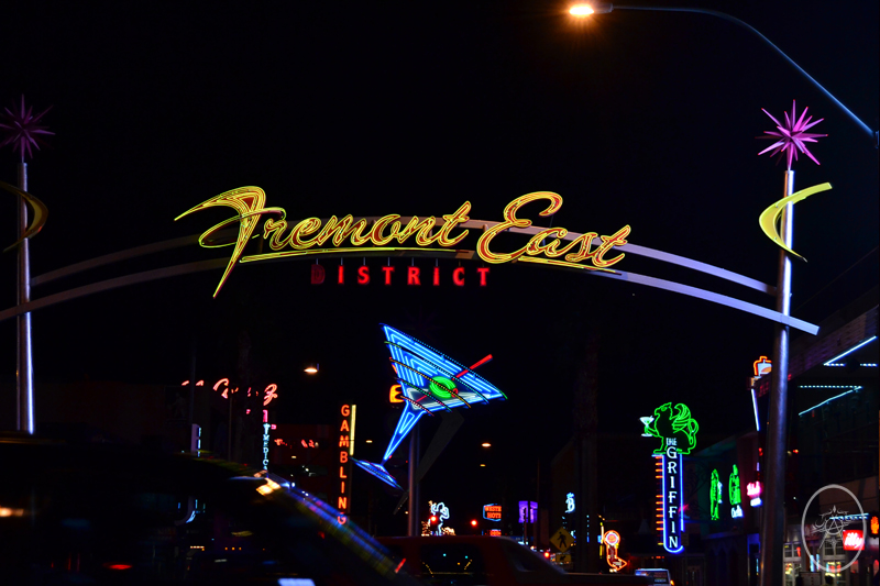 Fremont St Las Vegas | Devel Men & Women