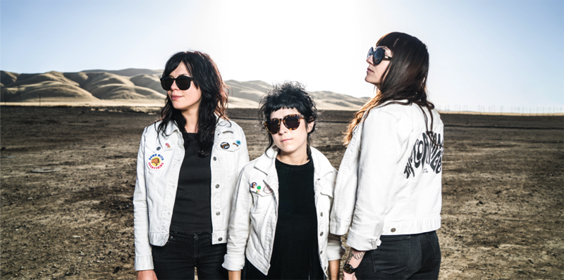 6Q's With: The Coathangers | Devel