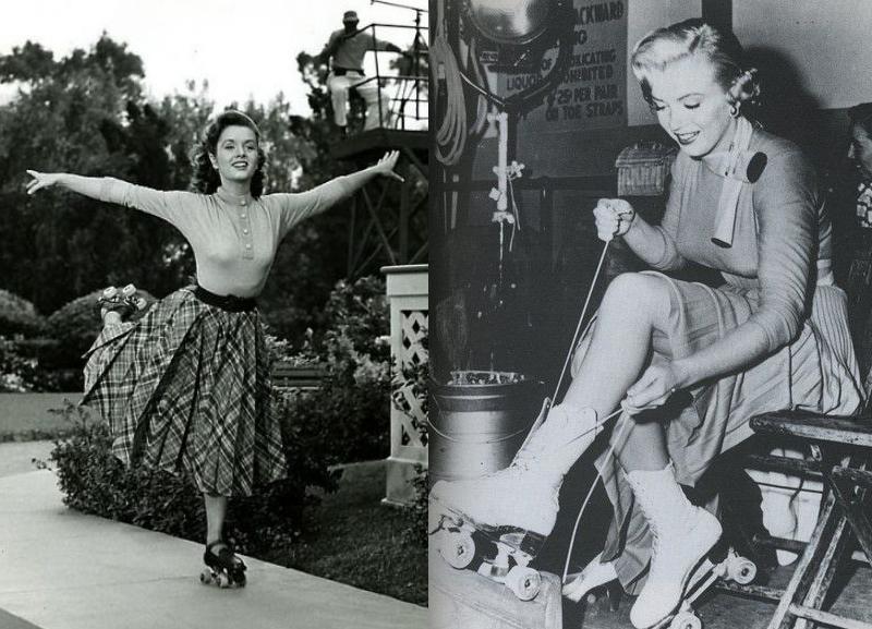 Style: Retro Rollerskating - 1950's | Devel Men & Women