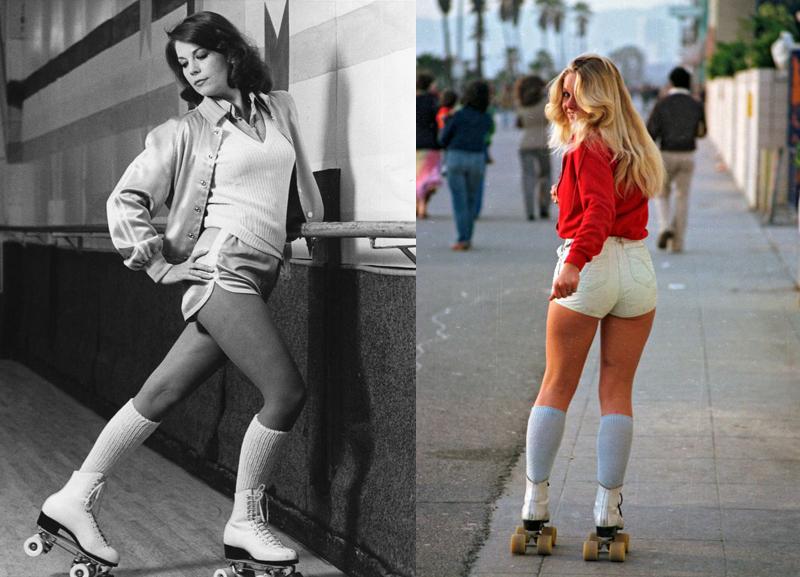 Style: Retro Rollerskating - 1970's | Devel Men & Women