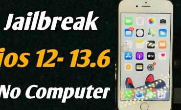 jailbreak iPhones iOS 13.6