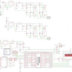 12v 100ah Battery Charger Circuit Diagram Definition Of Wiring Outdoor Solar Phone Charging Stand Mbed