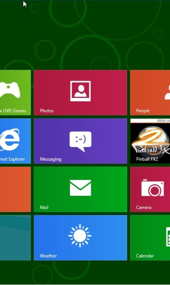 Double Wide Tiles in Windows Phone