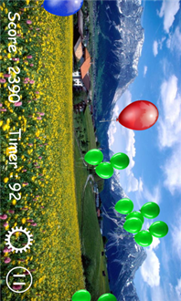 Balloon Shooter for Windows Phone