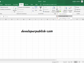 Find Invalid Data in a Sheet in Microsoft Excel
