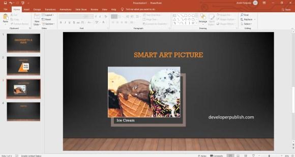 Add SmartArt to a slide in PowerPoint