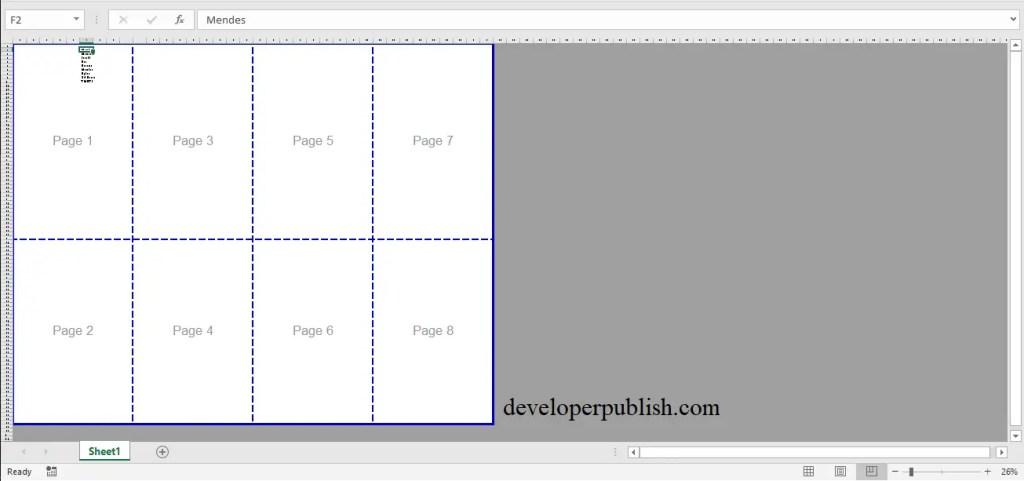 Workbook Views in Excel