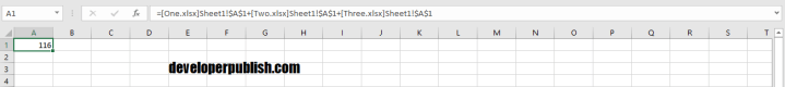 External References in Excel