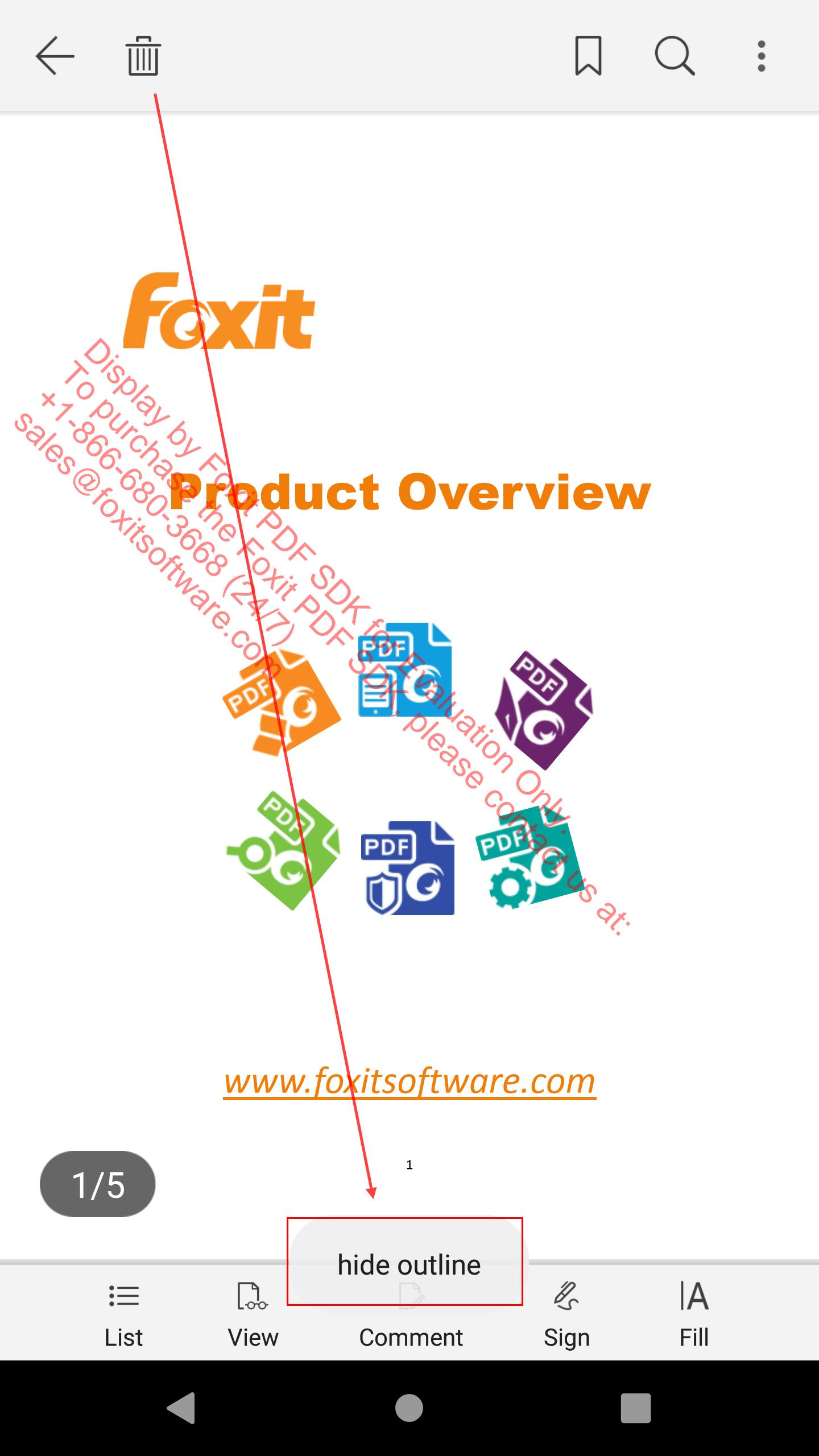 Cara Membuat Foxit Reader Menjadi Full Version : membuat, foxit, reader, menjadi, version, Developer, Guide, Foxit, Android, Developers