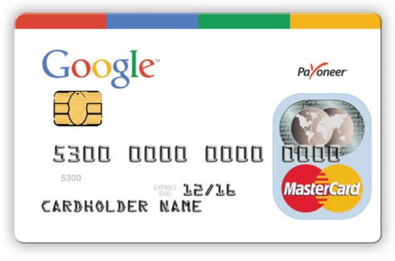 Resultado de imagen para google y mastercard