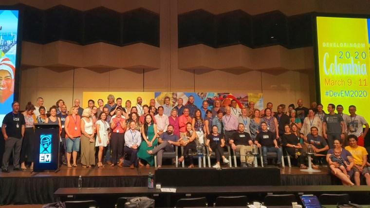 DevelopingEM Group Photo