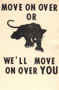 The image of the Black Panther as a symbol of Black Freedom Movement was born in Lowndes County, Alabama, the site of the first Southern Movement Assembly.