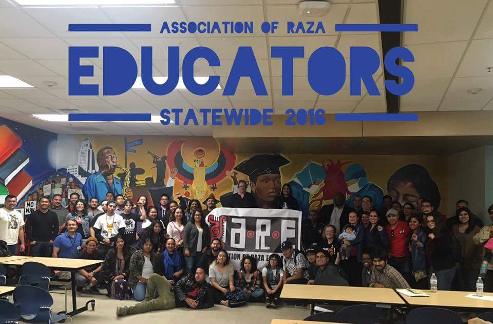 AAPDEP Director speaks at the Association of Raza Educators' Conference