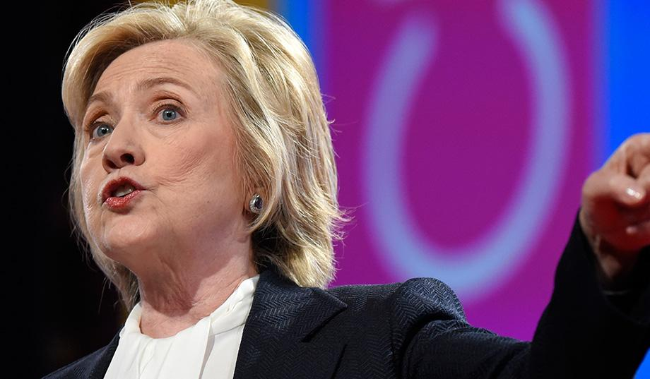 Feminists split on Hillary Clinton but united for imperialism