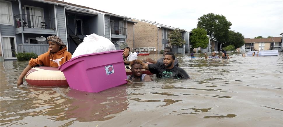 Project Black Ankh – Houston Floods