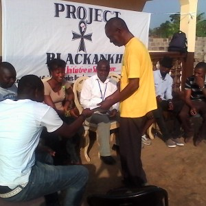AAPDEP's Project Black Ankh