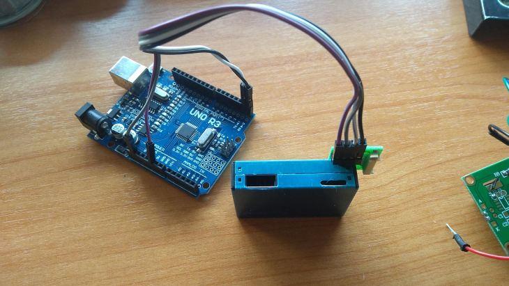 sensor assembly 1