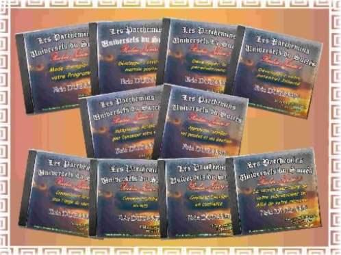 Programme personnalisés des Parchemins Universels du Succès