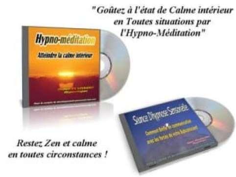 CD d'Hypnoméditation pour atteindre le vide de la pensée