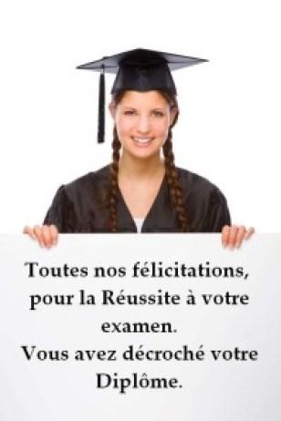 La méthode pour décrocher votre diplôme et / ou réussir vos examens
