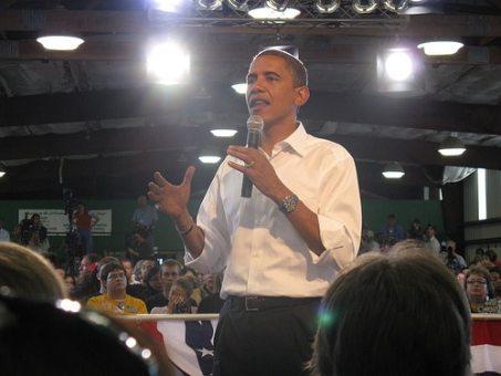 """Le secret de l'éloquence du Président Obama, réside dans la répartie  à ne pas répondre immédiatement aux questions qui lui sont posées"""""""