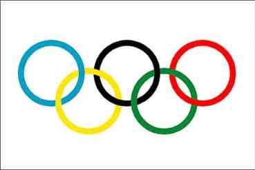 Les athlètes victorieux qui courent vers le médailles possèdent un focus et une concentration mentale puissant