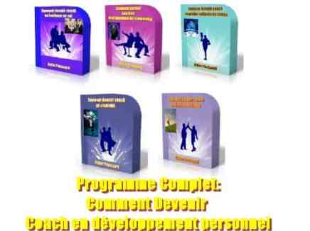 devenez coach en développement personnel formation complète en ligne pour apprendre les techniques de coaching